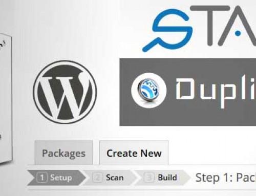 Como Migrar um site WordPress utilizando o DUPLICATOR